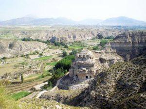 Castelon Alto y Minas de yeso Argaricas