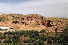 cuevas medievales
